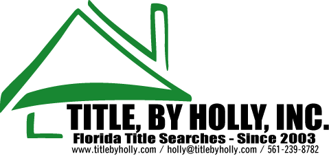 Title, by Holly, Inc.